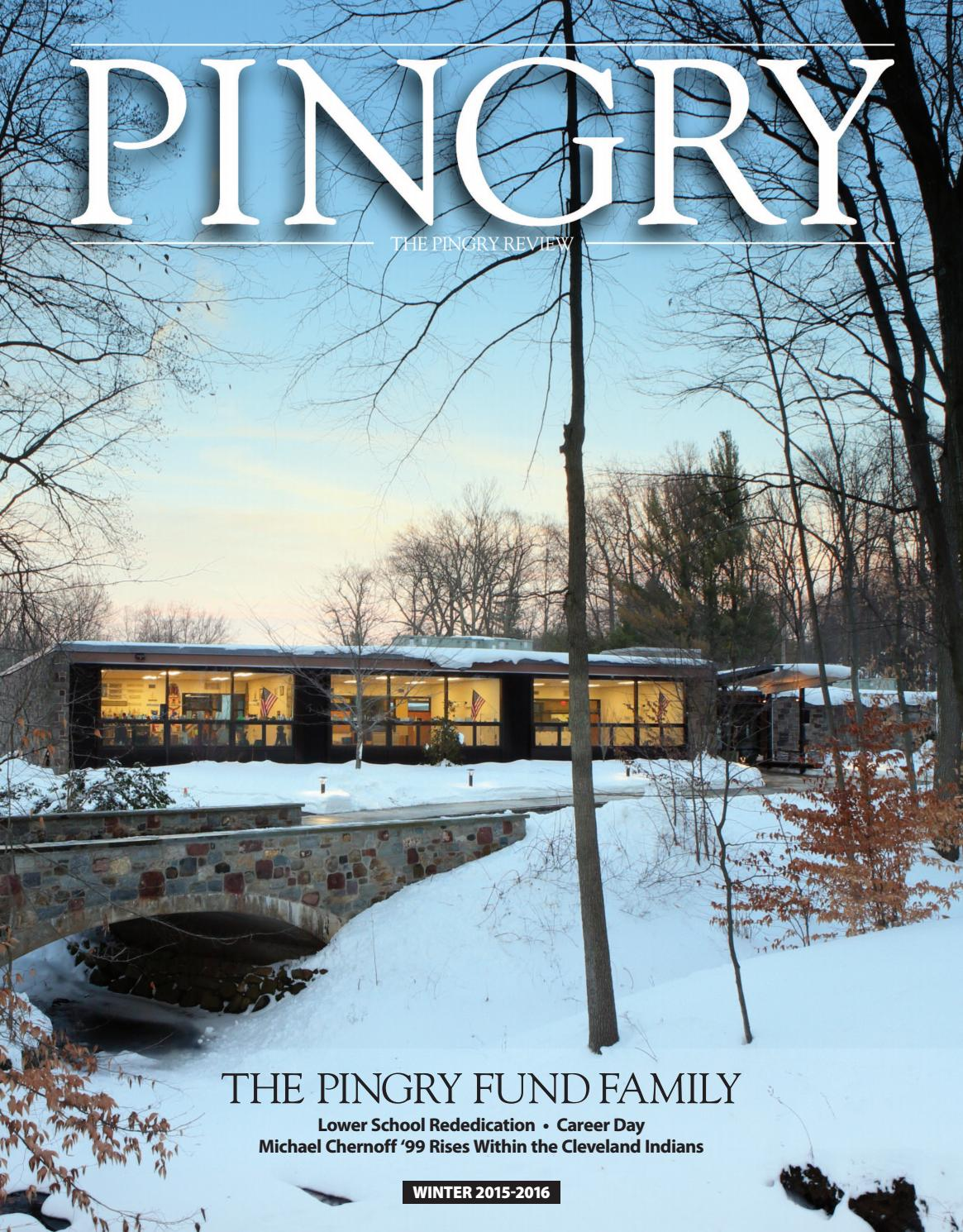 Pingry Review, Winter 2015-2016 by The Pingry School - issuu