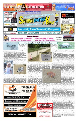 f3a6995328fb82 June 28 2018 ed 524 for web by Springwater News - issuu