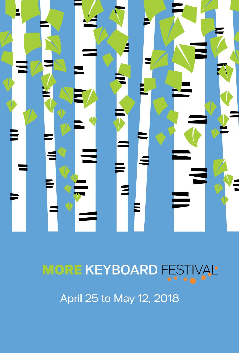 Gilmore Keyboard Festival 2018 program book by Curtis Cunningham - issuu
