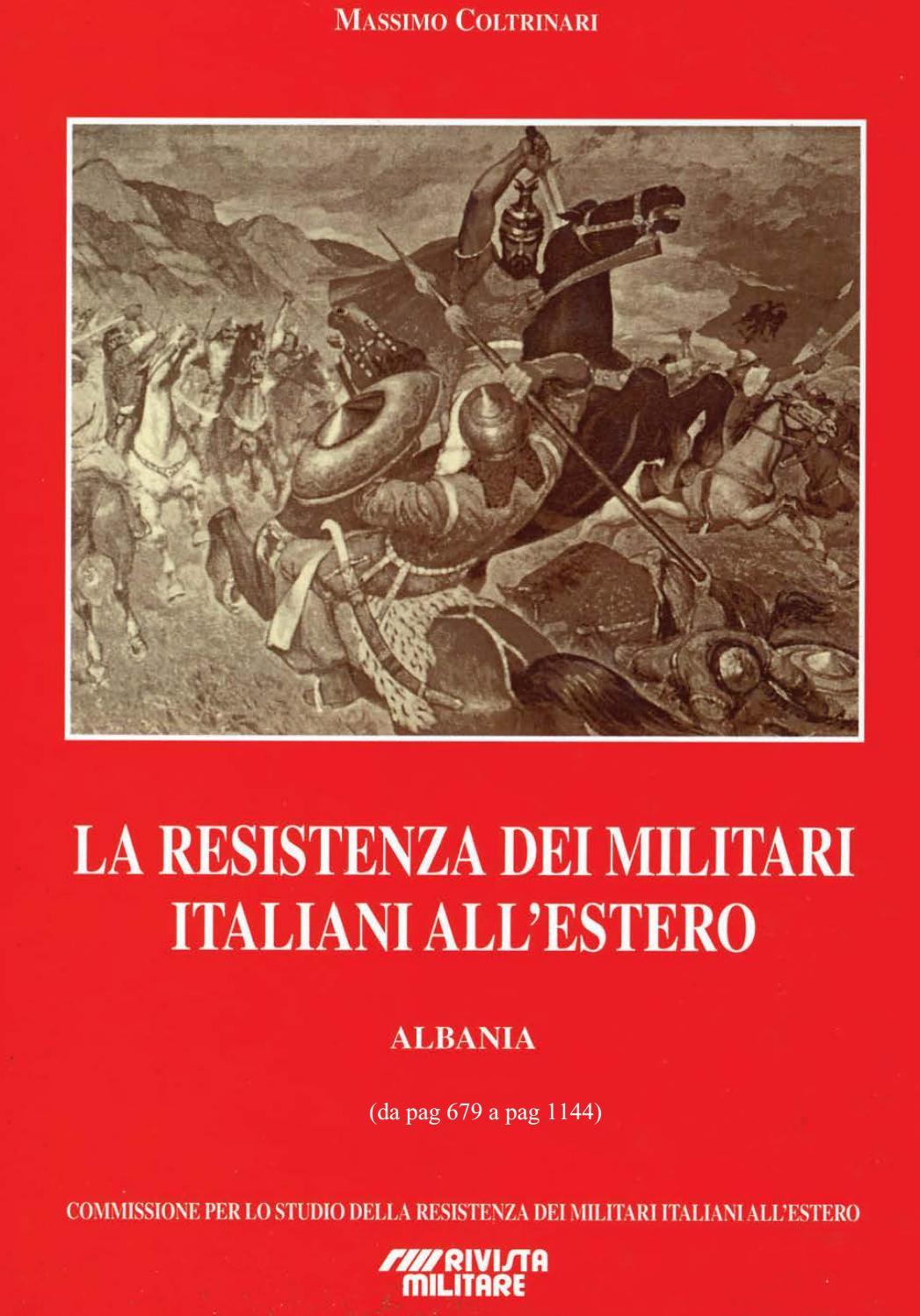 ALBANIA ( da pag 679 a pag 1144) by Biblioteca Militare - issuu 3d55a413ea7