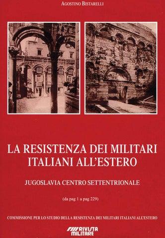 JUGOSLAVIA CENTRO SETTENTRIONALE (da pag 1 a pag 229) by Biblioteca ... ae21af97e0f3