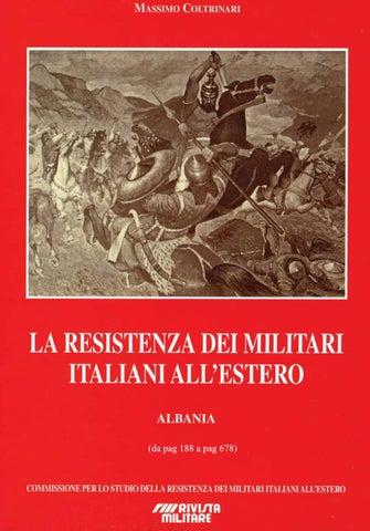 ALBANIA (da pag 188 a pag 678) by Biblioteca Militare - issuu 77b22c15f5a