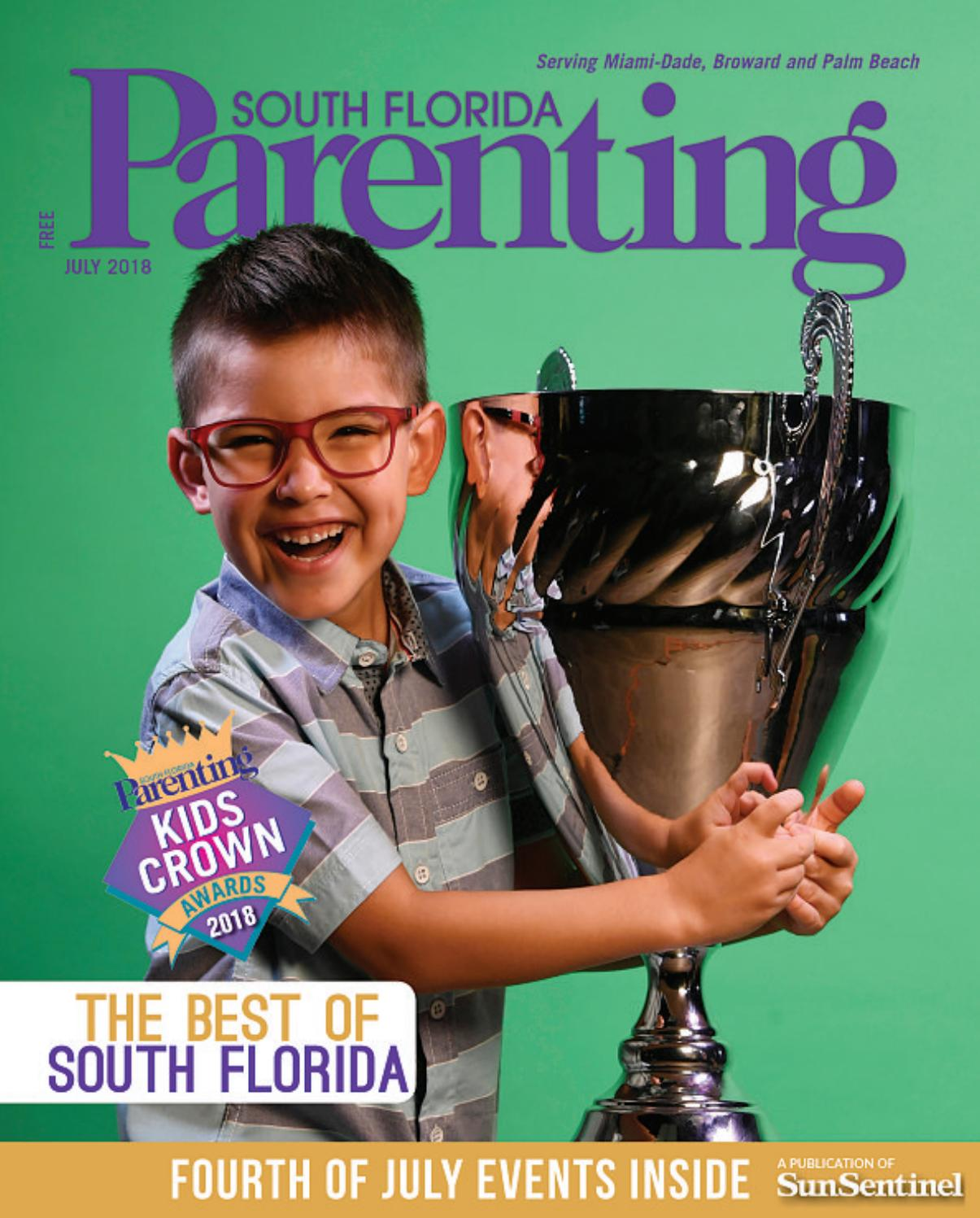 06bf91bfc6a South Florida Parenting July 2018 by Forum Publishing Group - issuu