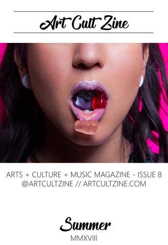 Art Cult Zine // Issue 8 Summer