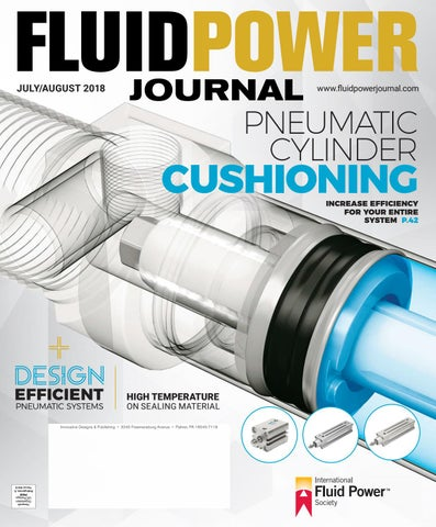 Fluid Power Journal July/August 2018 by Innovative Designs
