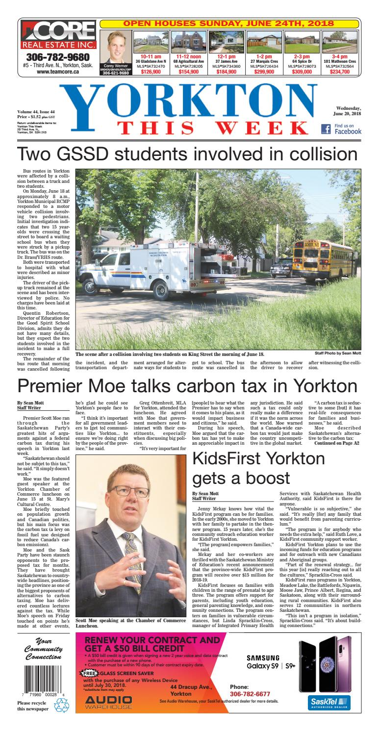 513c4d0158d Yorkton This Week 2018-06-20 by Yorkton This Week - issuu