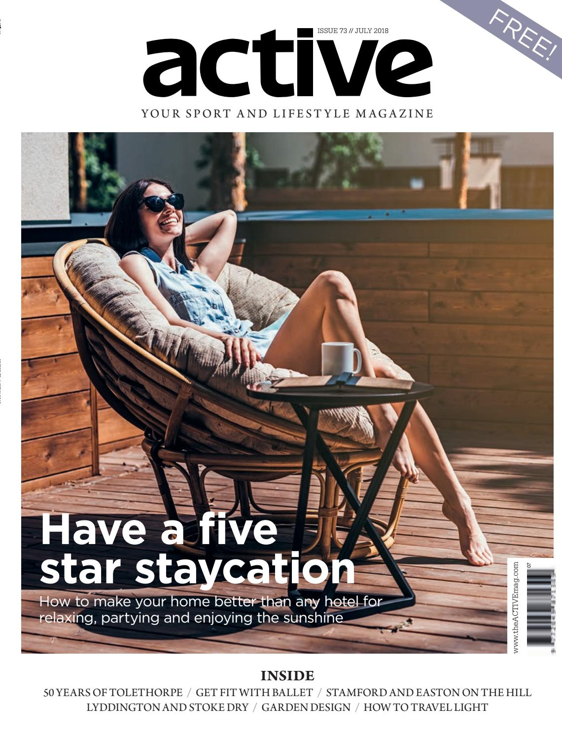 b546772d9c261 Active Magazine    Stamford   Rutland    July 2018 by Active ...