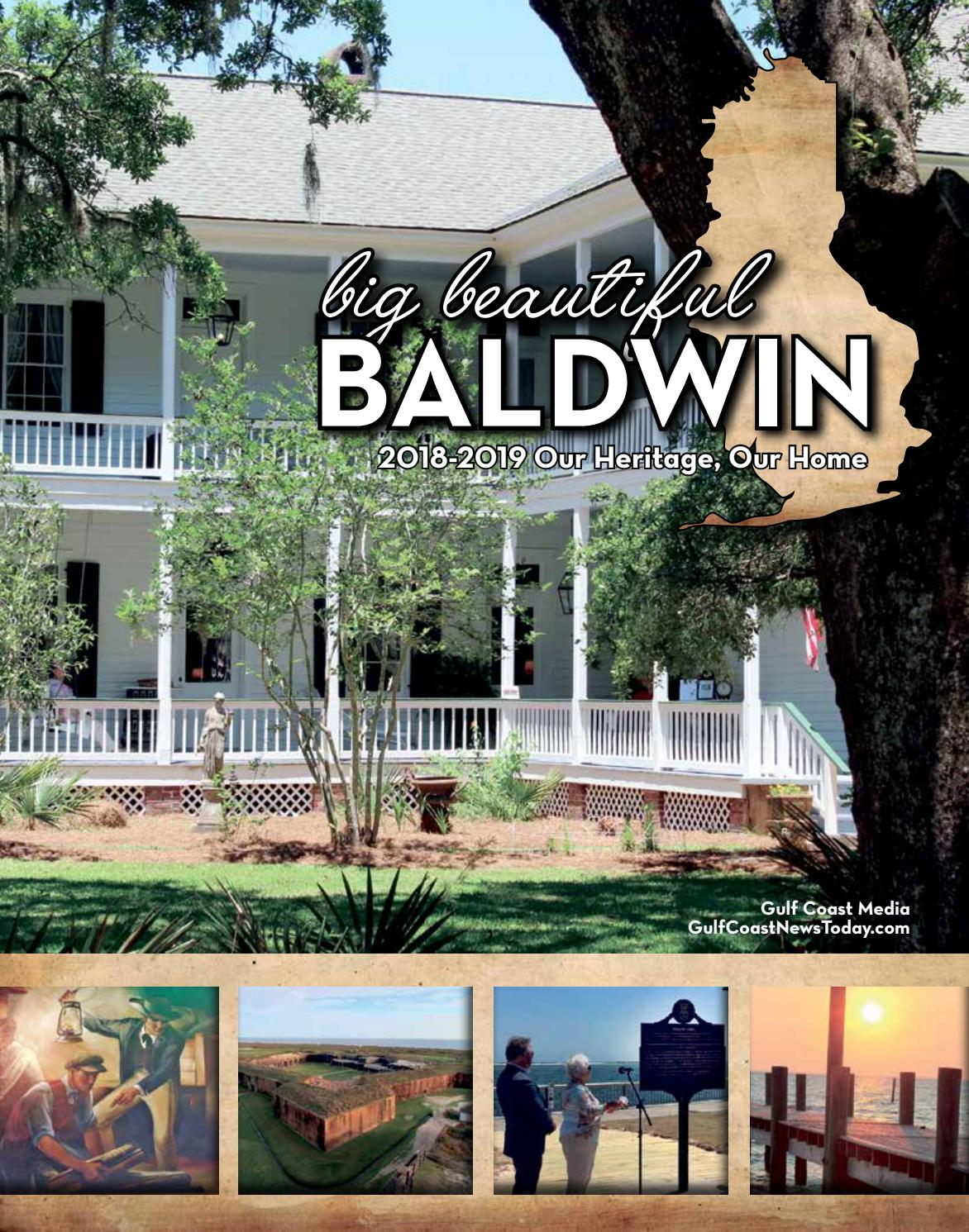 Big Beautiful Baldwin 2018 2019 By Gulf Coast Media Issuu Dr Kevin Women Casual Shoes 43240 Navy Yellow 41