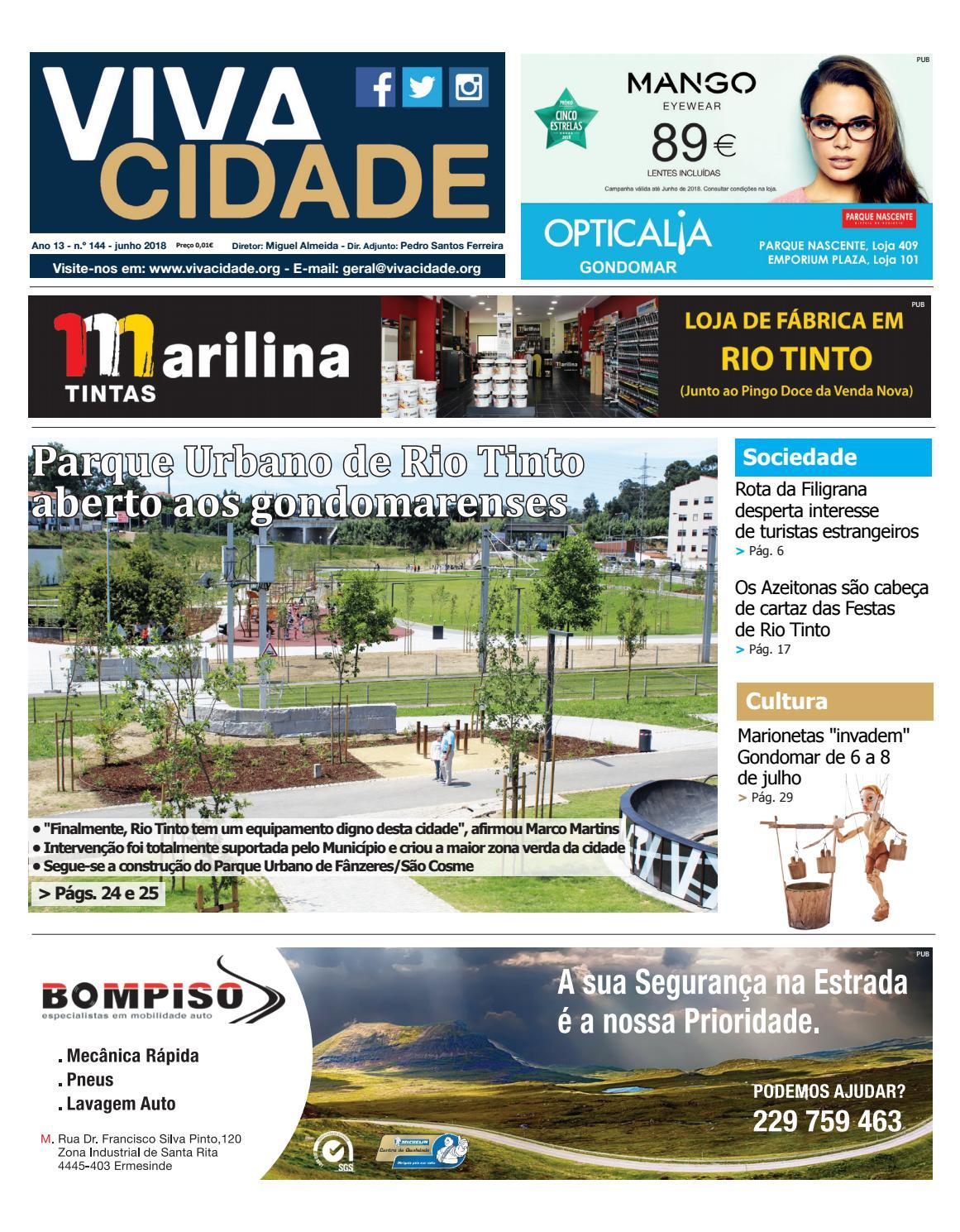 6d2f32531c Edição de junho de 2018 by Jornal Vivacidade - issuu