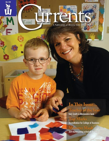 Winona Currents - Fall 2011 by wsuopenriver - issuu