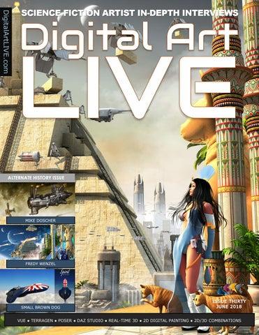 34b5cd86266 Digital Art Live Issue 30 by Digital Art Live - issuu