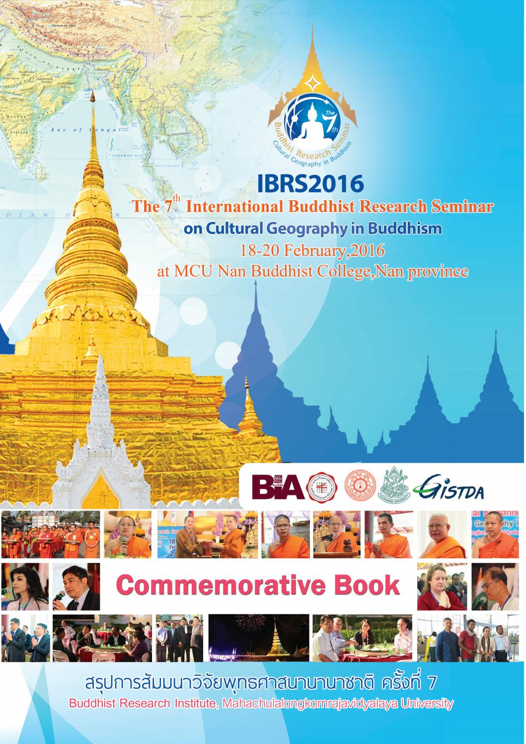 Proceeding ibrs2016 by Buddhist Research Institute - issuu