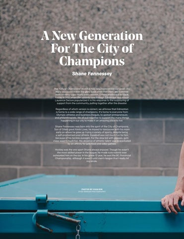 Page 36 of A NEW GENERATION FOR THE CITY OF CHAMPIONS