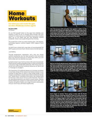 Page 50 of Home Workouts