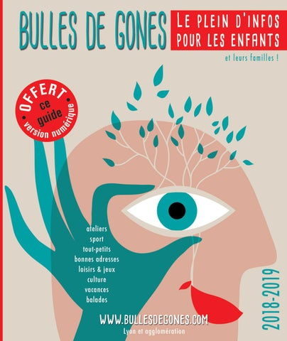 Bulles De Gones Le Guide 2018 By Brigitte Trouvat   Issuu