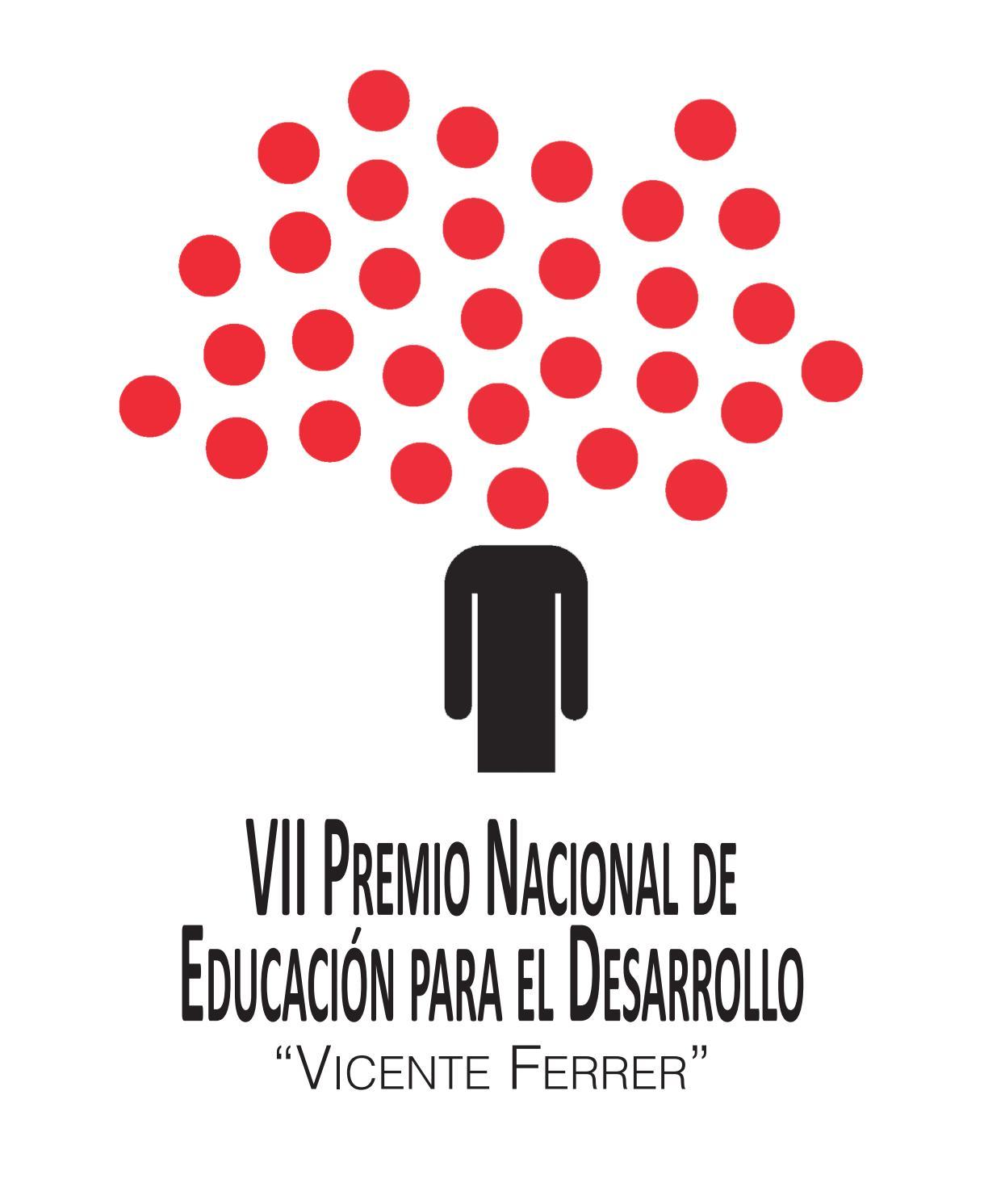 VII Premio Nacional de Educación para el Desarrollo \