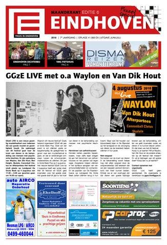 edf8e9a3da0a6b Thuis in Eindhoven editie juni 2018 by Thuis in Woensel