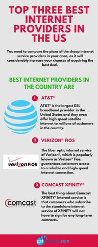 Comcast Internet Deals >> Compare Internet Service Providers In My Area Cheap