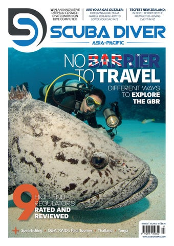 6bbfc01d6b886 Scuba Diver Asia Pacific July 18 - Issue 3 by scubadivermag - issuu
