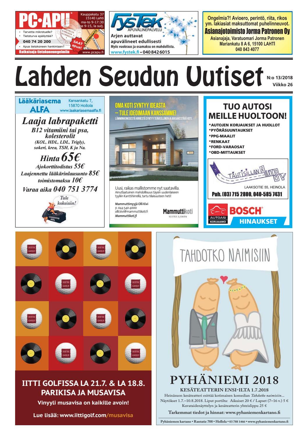 Kauppakatu 13 Lahti