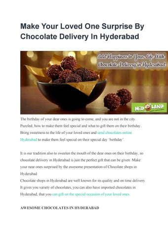 f4092abad1a Make your loved one surprise by chocolate delivery in by seo ...