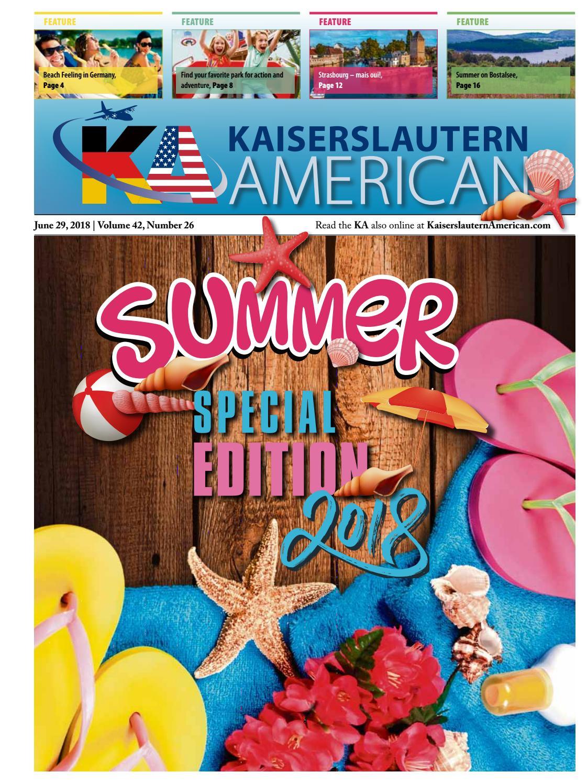 Kaiserslautern American June 29 2018 By Advantipro Gmbh Issuu Pop Ice Paket Bundle