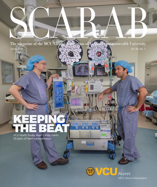 Scarab Spring 2018 by VCU Development - issuu