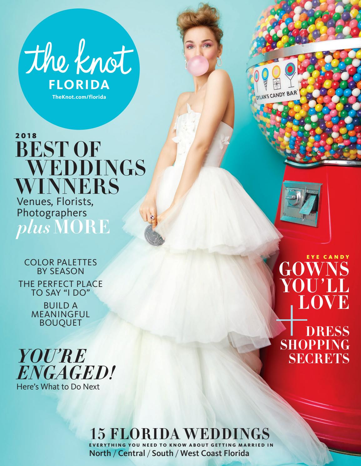 The Knot Florida Fall Winter 2018 By The Knot Florida Issuu