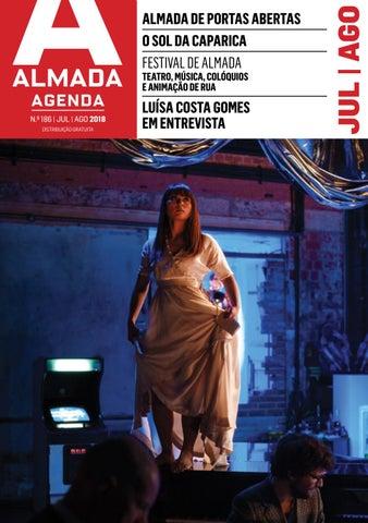 Agenda Almada Nº 186 - julho agosto 2018 by Câmara Municipal de ... 144bcbbdd66