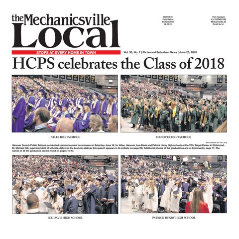 062018 By The Mechanicsville Local Issuu