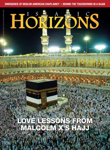 Islamic Horizons July/August 2018 by Islamic Society of North