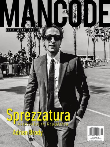 f7a2787abad4 MANCODE | Sprezzatura Edition ( Issue 06) by MANCODE - issuu