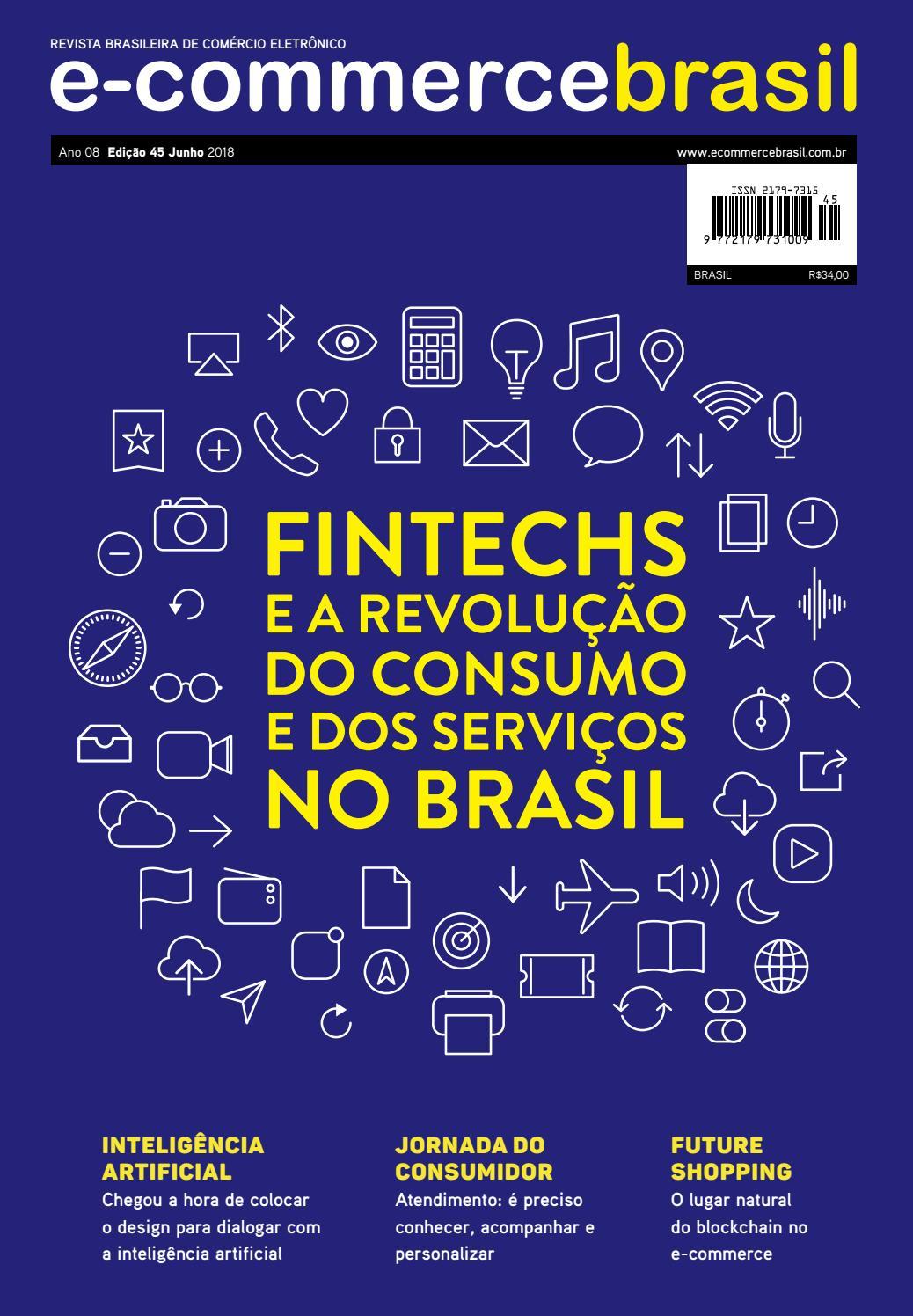 Fintechs e a revolução do consumo e dos serviços no Brasil by E-Commerce  Brasil - issuu 6e037fbb9d