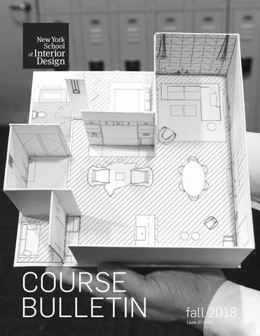 Interior design theory syllabus
