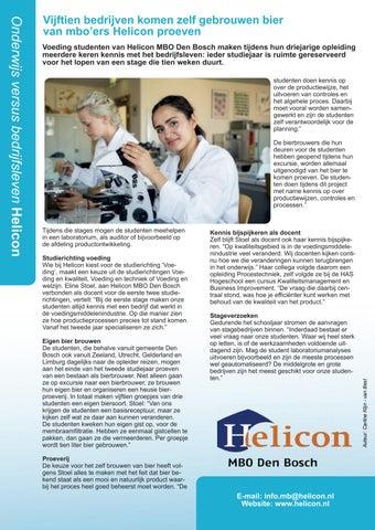 Page 31 of DB Schenker en Helicon MBO Den Bosch