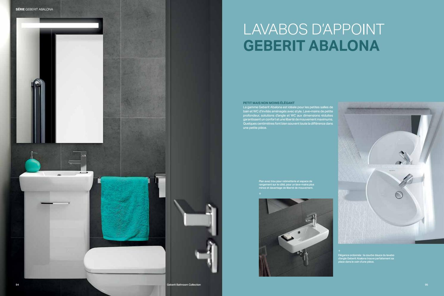 pdf fr geberit bathroom collection by tophotelsupplier issuu