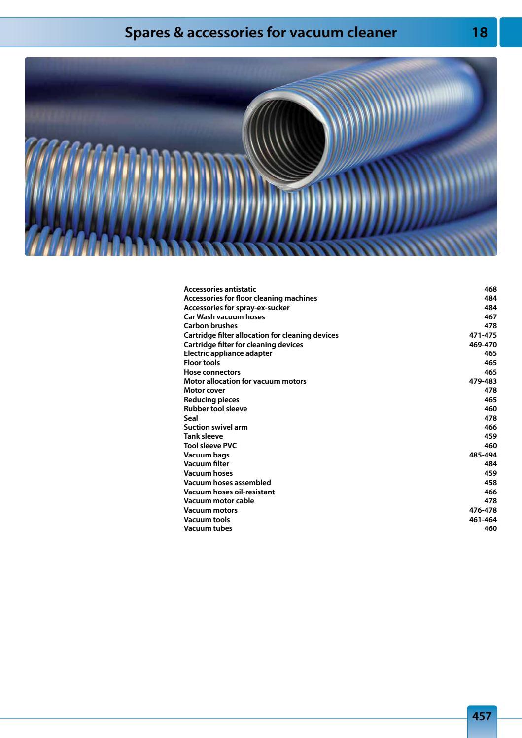 Nisfisk CFM hoover hose Hose Vacuum Wire clips x10 BRAND NEW