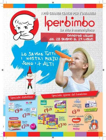 3034b33293 VOLANTINO IPERBIMBO SASSARI - NATALE 2018 by Tutto Bimbo Società ...
