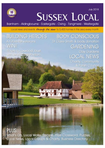 Sussex Local - Barnham - July 2018 by Sussex Local Magazine - issuu