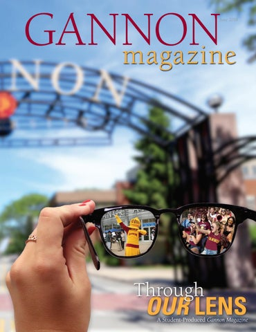 d7f05224a88 Gannon Magazine June 2018 by Gannon University - issuu
