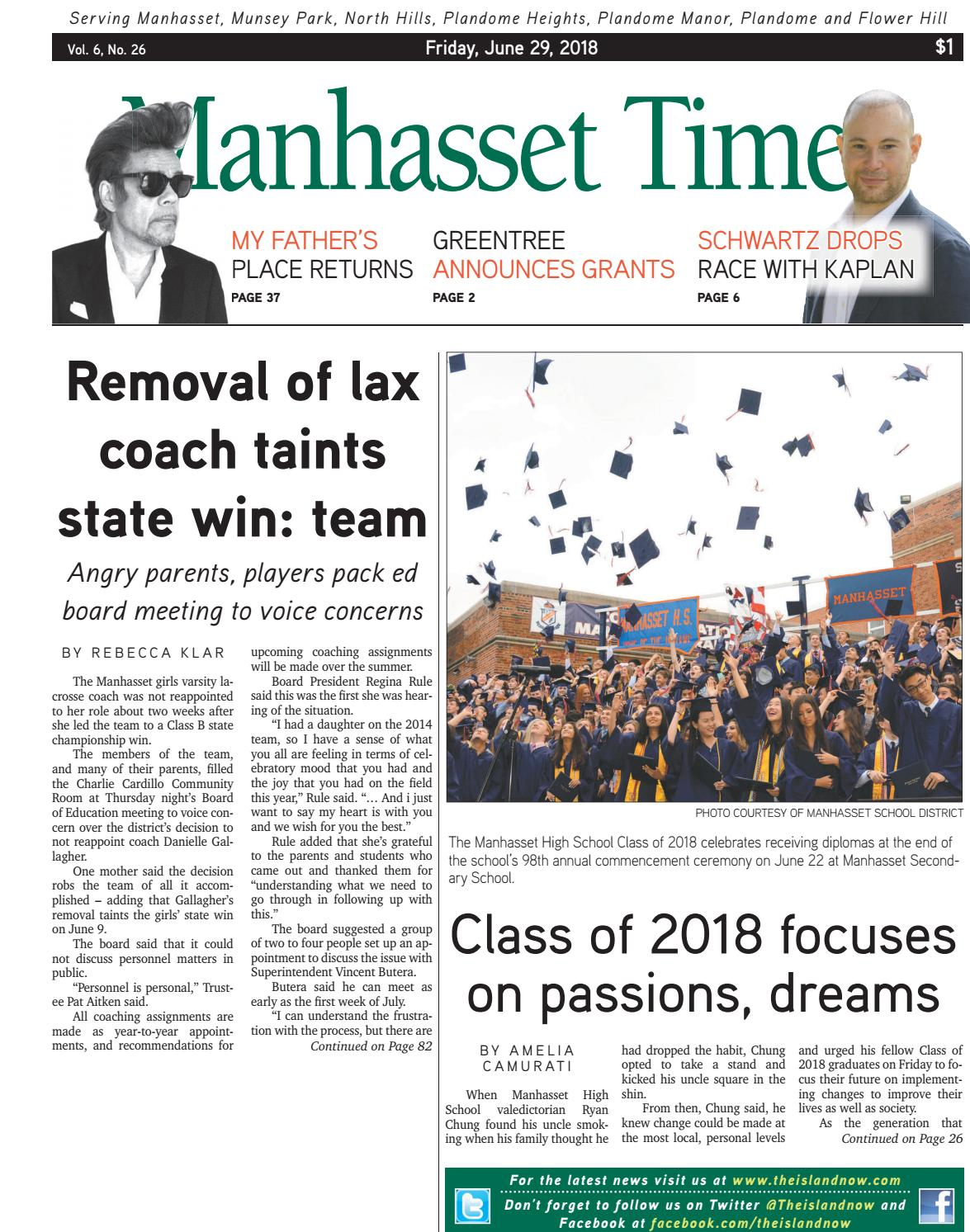 Manhasset Times 2018 06 29 by The Island Now - issuu ee64896af