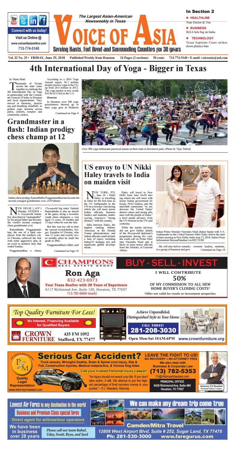 Voice of Asia E paper June 20, 20 by VoiceOf Asia   issuu