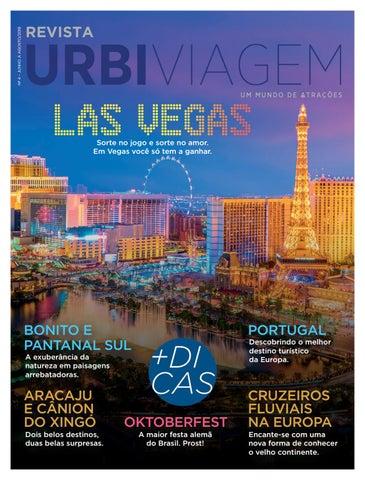 Revista URBI VIAGEM  4 - Jun. 2018 - Ago. 2018 by Urbi et Orbi ... d1b43e54301d1