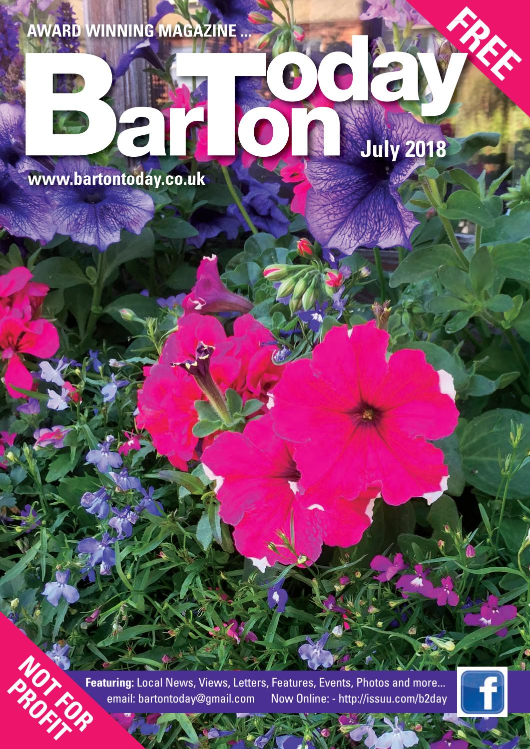 B2Day JULY 2018 by Barton Today - issuu