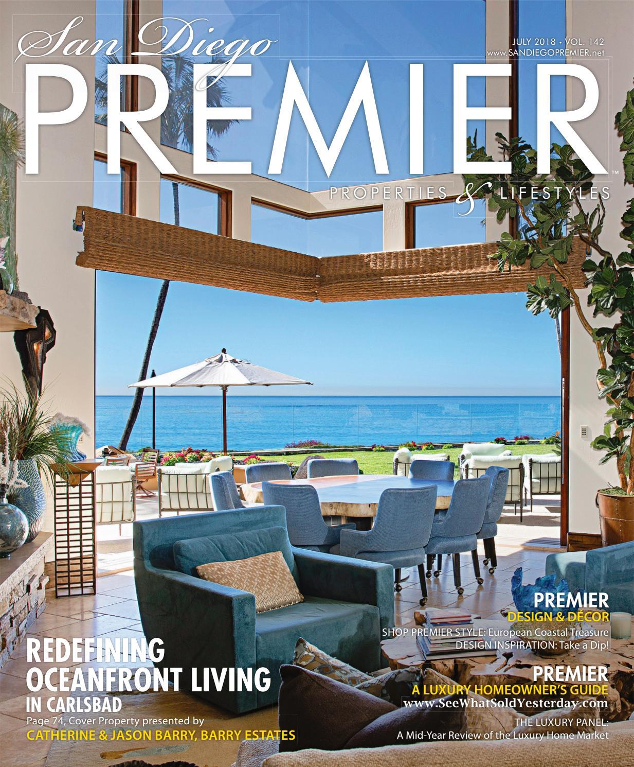San Diego Premier July 2018 v 142 by San Diego PREMIER - issuu
