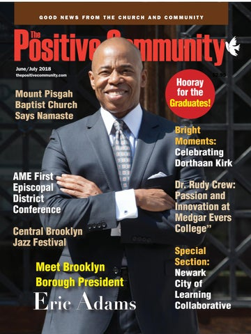 June/July 2018 by The Positive Community - issuu