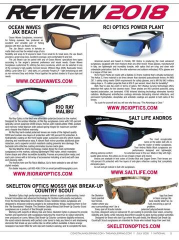 79deb0b1afd Coastal Angler Magazine - July   Lakeland   Sumter by Coastal Angler ...