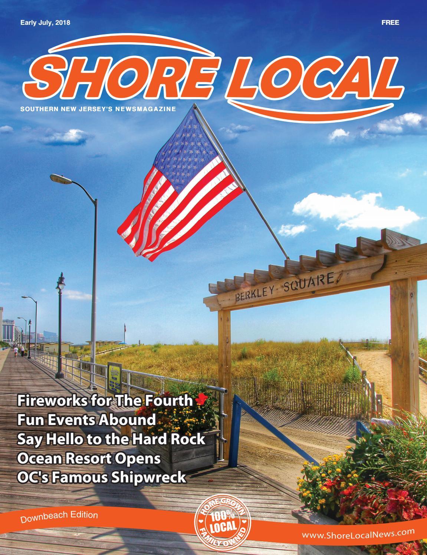 Shore Local Downbeach June 28 July 11 2018 By Mike Kurov Issuu