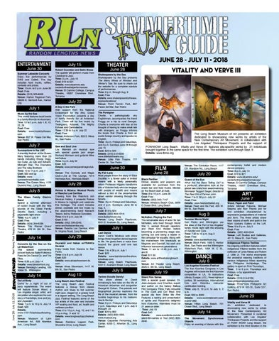 Page 10 of Summertime Fun Guide