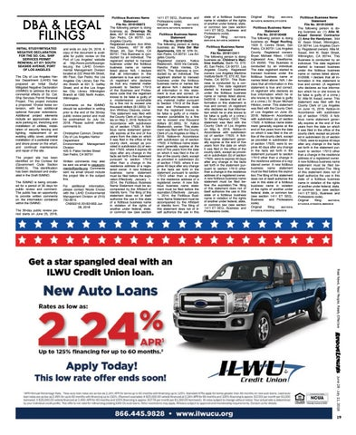 Page 19 of Classifieds